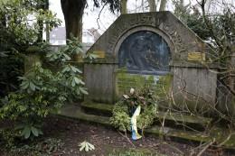 Familiengrabstelle von Fanny Coppel, geb. Katzenstein (1836-1922) und Gustav Coppel (1830-1914)