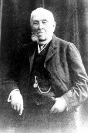 Der Solinger Ehrenbürger Gustav Coppel. Quelle: Stadtarchiv Solingen
