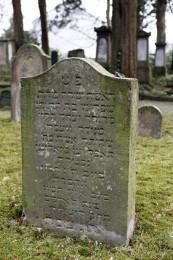 Sprinz Coppel wurde im Juni 1820 beerdigt.
