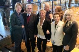 Sylvia Löhrmann, Wilhelm Bramann, Elisabeth Eichinger, Eleonore Reiche, Rita Schwarz.